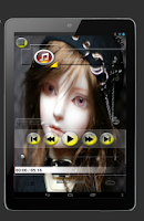 Screenshot of Player Amp - Music Surge Pro