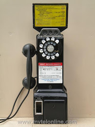 Paystations - Western Electric 191G  2 1