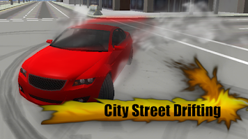 Screenshot of Donut Drift Racing