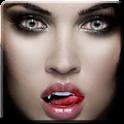 Vampire Eyes Live Wallpaper icon