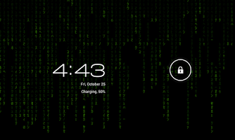 Screenshot of Matrix Wallpapers