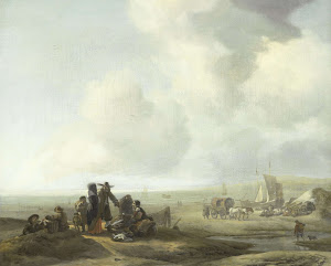 RIJKS: Jacob Esselens: painting 1687