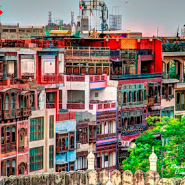 by Usman Jabbar - City,  Street & Park  Historic Districts