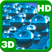 Download Android App Chromium Metal Spheres Torque for Samsung
