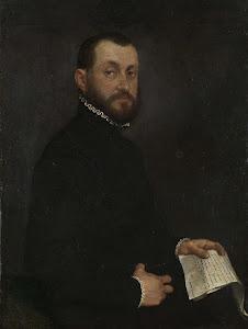 RIJKS: Giambattista Moroni: painting 1565