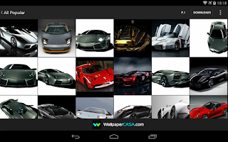 Screenshot of GW CarPix HD