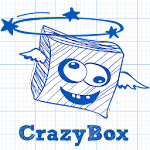 CrazyBox-Flying Adventure Game 1.0.18 Apk