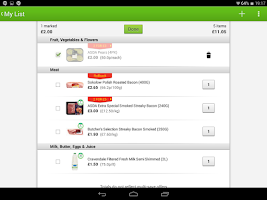 Screenshot of ASDA