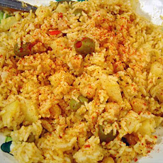Sazon Rice