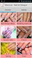 Screenshot of Manicure - Nail Art Designs