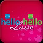 Hello-Hello Love (Phone) icon