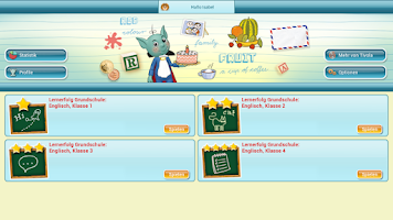 Screenshot of Lernerfolg Grundschule English
