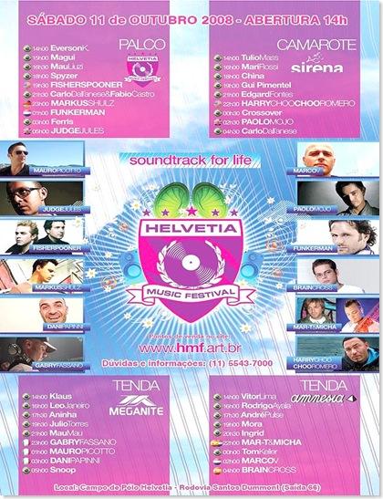HMF 2008