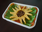 sunflower bento