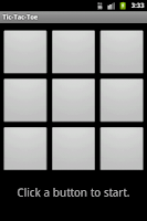 Screenshot of Tic-Tac-Toe
