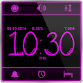 App Pink Clock APK for Kindle
