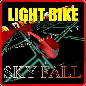 Cover art TRON HD - LightBike2 - SkyFall