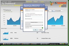 SiSense Amazon S3 Connect