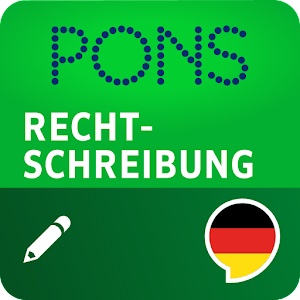 PONS German Spelling