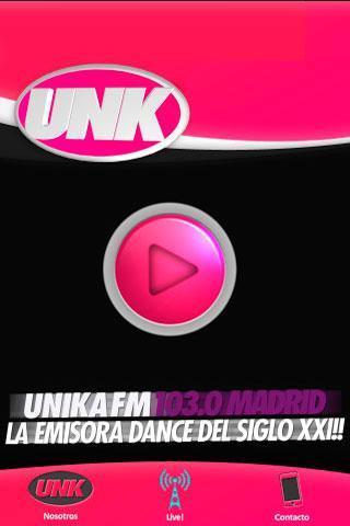 Unika FM Live