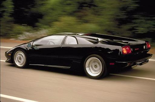 lamborghini diablo. Lamborghini Diablo