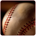 BASEBALL ANALOG CLOCK WIDGET