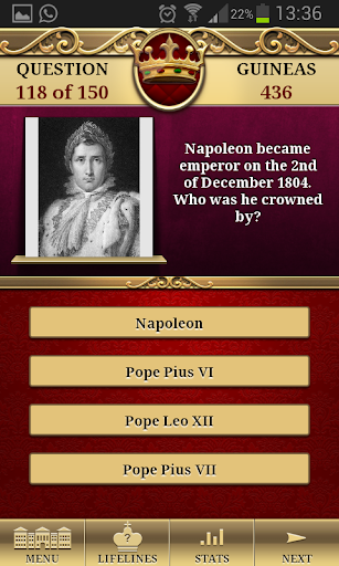Genius Quiz Modern History - screenshot