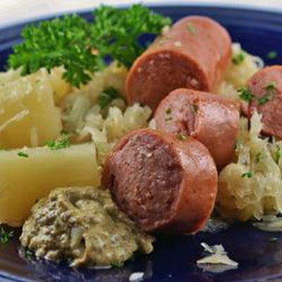 Alsatian Pork and Sauerkraut
