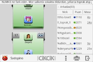 Screenshot of Pişti - Kameralı Süper Pişti