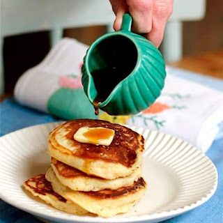 Buttermilk Pancake With Baking Soda Recipes