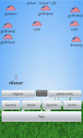 Screenshot of Apprendre l'anglais -MeMWalker