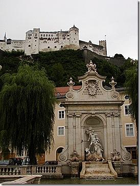 Fortaleza Hohensalzburg