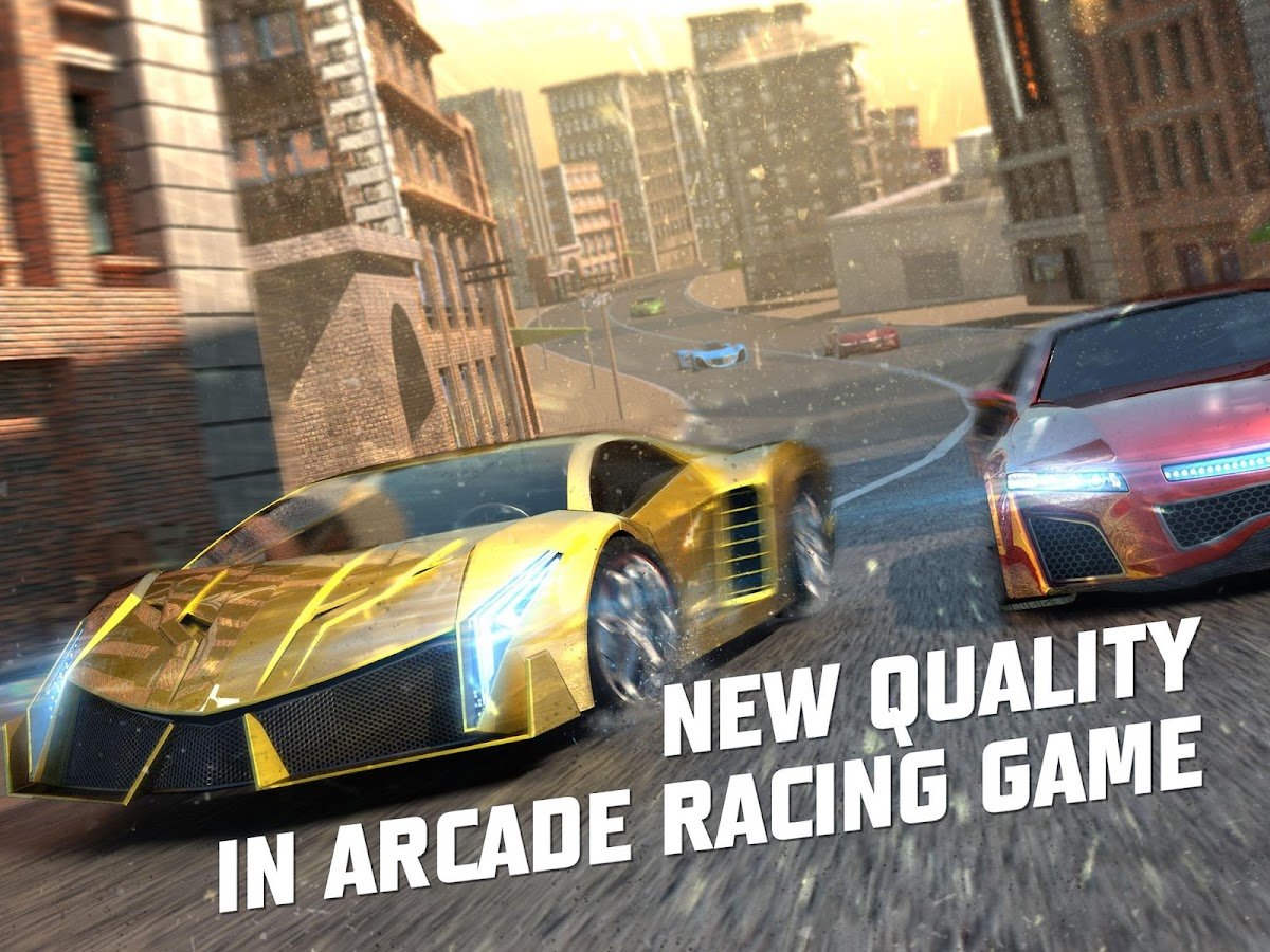 Racing 3D: Asphalt Real Tracks Screenshot 14