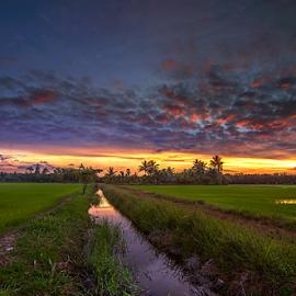 by Kerry Sadgirl - Landscapes Sunsets & Sunrises