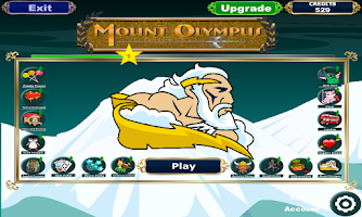 Screenshot of Mount Olympus Slots