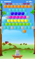 Screenshot of Apple Bubbles (bubble shooter)