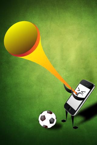 運動必備APP下載|Vuvuzela World Cup Horn 好玩app不花錢|綠色工廠好玩App