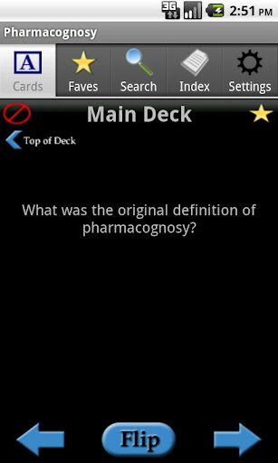 Pharmacognosy