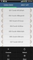 Screenshot of Holy Quran - Abd Albaset