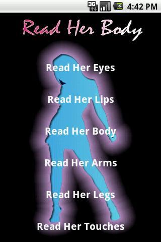 Read Her Body