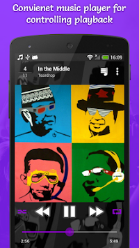 Top Music Player APK screenshot thumbnail 1