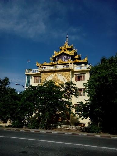 Mangala Ramma Pali University Hall