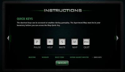 「Quarantine」ゾンビが潜むマンションを進む脱出ゲーム