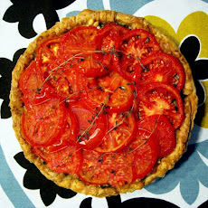 Simple Tomato Tart Recipe