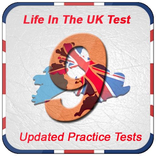 NEW LIFE IN UK PRACTICE TEST 9 書籍 LOGO-阿達玩APP