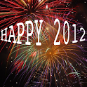 New Years 2012 icon