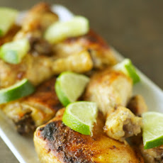 Crockpot Coconut Lime Chicken