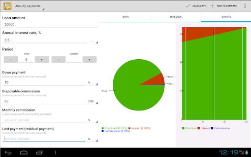 App Simple Loan Calculator APK for Windows Phone