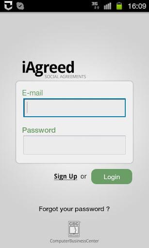 iAgreed - Social Agreements