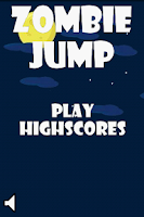Screenshot of Zombie Jump